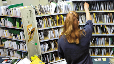 bewegen (05/2018): Magazin des Fachbereich Postdienste, Speditionen und Logistik