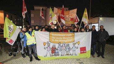 "Aktionstag  ""Altenpflege"" am 21.11.18 in Moers"